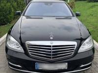Оренда VIP авто Mercedes S500 president з водєм Львів