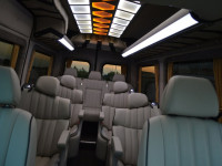 Заказ микроавтобуса Mercedes sprinter VIP Одесса