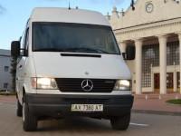 15 мест аренда микроавтобуса, пассажирские перевозки по г. Харьков, Харьковской области и Украине.