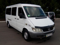 Аренда микроавтобуса Mercedes Sprinter 8-10 мест Сумы