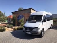 Заказ микроавтобуса MERCEDES SPRINTER с водителем Одесса