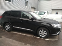 Заказ авто Mitsubishi Outlander с водителем Харьков