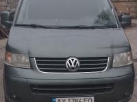Аренда микроавтобуса VW T5 (8+1)мест с водителем Харьков