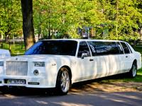 Аренда и прокат лимузинов на свадьбу Днепр Запорожье