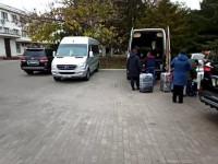 Аренда микроавтобуса Mersedes-viano с водителем Одесса