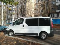 Аренда микроавтобуса с водителем Харьков. Перевозка от 10 гр/км