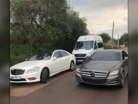 Аренда авто VIP Class Business Mercedes Benz с водителем Житомир