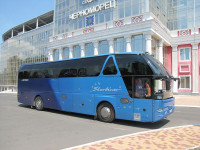 Заказ автобуса в Одессе недорого