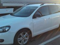 Оренда авто VW Golf 6 з водієм Ужгород