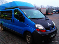 Аренда микроавтобуса с водителем Черновцы, по Европе и Украине