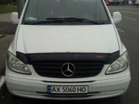 Аренда микроавтобуса Mercedes Benz Vito с водителем Харьков