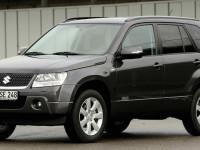 Заказ авто Suzuki grand Vitara с водителем Херсон. Поездки