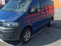 Оренда мікроавтобуса Volkswagen T5 з водієм Ужгород