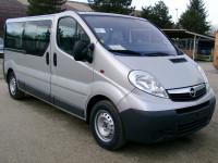 Оренда мікроавтобуса Opel Vivaro з водієм Новояворівськ