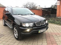 Аренда авто BMW X5 с водителем Одесса