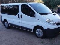 Аренда микроавтобуса Opel Vivaro с водителем Славянск
