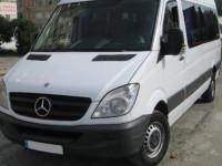 Замовлення мікроавтобуса Mercedes Benz Sprinter з водієм Косів