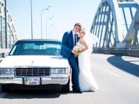 Аренда автомобиля Cadillac Fleetwood с водителем Киев