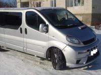 Пасажирські перевезення 8 місць на Opel Vivaro з водієм Львів