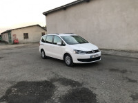 Оренда авто Volkswagen Sharan з водієм Івано-Франківськ