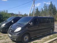 Заказ микроавтобуса 8 мест с водителем Лисичанск