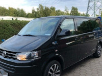 Пасажирські перевезення Львів VW Caravelle Україна, Європа