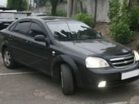 аренда авто chevrolet lacetti с водителем в Николаеве