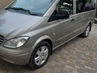 Пасажирські перевезення по Україні та за кордоном (Mercedes vito 120)