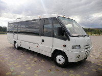 Пасажирскі перевезення,Оренда автобуса,Трансфер,Нерегулярні.
