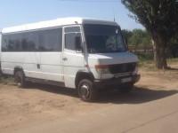 Аренда автобуса Mercedes-Benz с водителем в Киеве