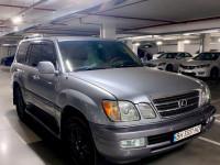 Аренда вип авто Lexus LX470 с водителем в Одессе