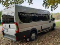 Пассажирские перевозки комфортабельными микроавтобусами от10 до 20мест