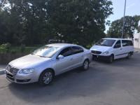 Volkswagen Passat B6 Full (седан).