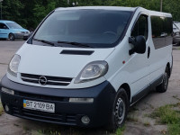 Аренда микроавтобуса Opel Vivaro с водителем Херсон