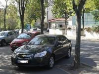 Авто Chevrolet Epica почасово.