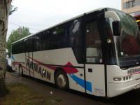 Пассажирские перевозки по Запорожью и Украине Неоплан 53 места