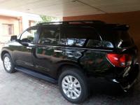 Аренда Toyota Sequoia Platinum Киев и область (с водителем)