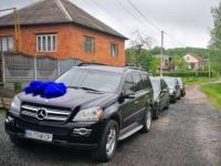 Прокат автомобіля Хуст MB GL