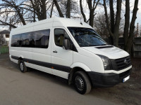 Пассажирские перевозки по Украине