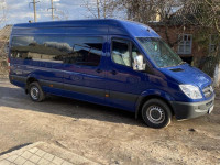 Заказ микроавтобусов с водителем Дружковка. Большой выбор микроавтобусов до 21 места