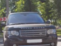 range rover vogue autobiography 2012год