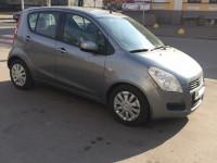 Аренда автомобиля Suzuki Splash в Киеве с водителем