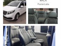 Пассажирские перевозки микроавтобусов по Днепру и по Украине