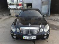 Mercedes E211
