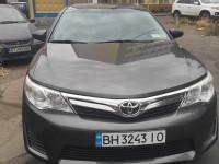 Аренда авто Toyota Camry с водителем Одесса