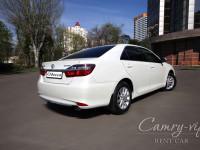 Прокат и аренда авто (машина) Toyota в Одессе с водителем. Трансфер в Минск.