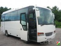 Пасажирські перевезення на замовлення автобусом Isuzu Turkuaz