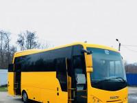 Пассажирские перевозки Запорожье, Европа, Украина.