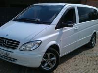 Пассажирские перевозки Ровно Mercedes Viano 7мест. Украина, Европа.