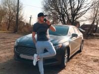 Аренда авто Ford Fusion с водителем Киев